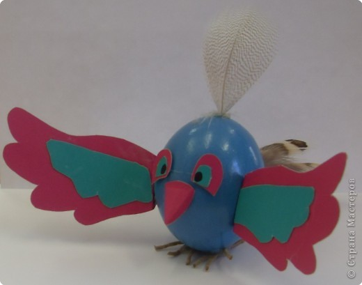 Птичка-невеличка фото 1