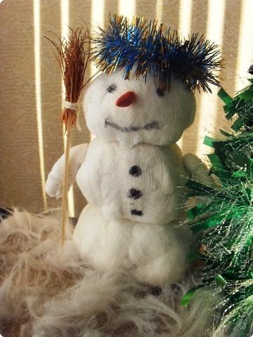 Снеговик и я фото 2