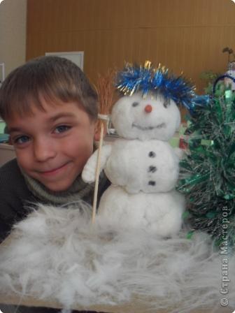 Снеговик и я фото 1