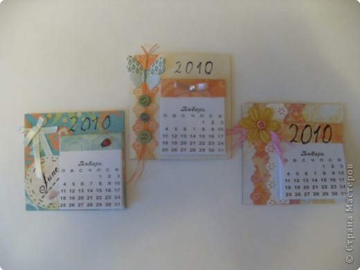 календарь магнит фото 1