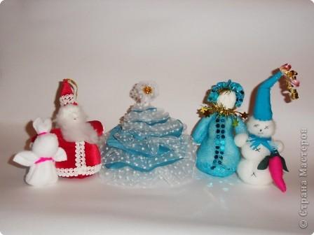 """""""Зимняя сказка"""", сказка  и  игрушки  для  моего  внука  Сашеньки /3 года/ фото 1"""