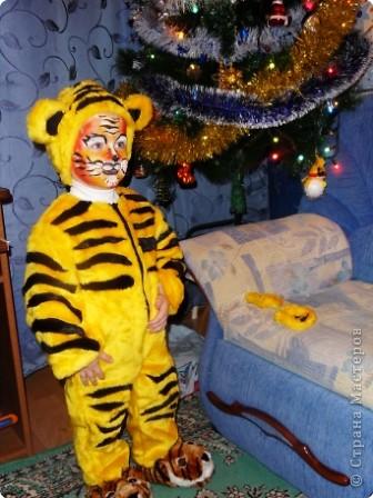 Портрет тигренка фото 2