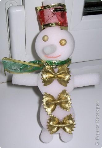 Я весёлый снеговик! фото 1