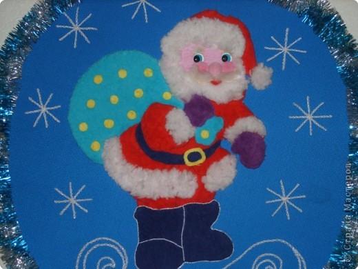 """Дед Мороз спешит к нам в гости"" фото 2"