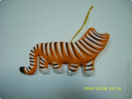 """Этих тигрят я сделала своим коллегам. педагогам школы художественного развития и дизайна """"КВАНТО"""" фото 4"""