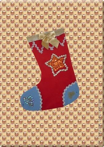 Новогодние сапожки для подарков! фото 2