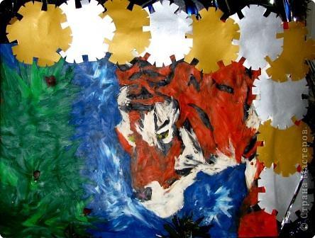 """""""Зимний тигр"""" фото 1"""