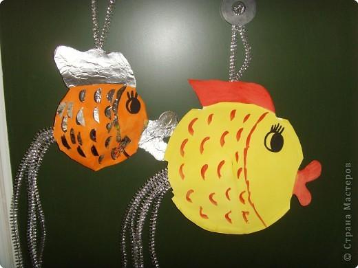 Новогодние рыбёшки!