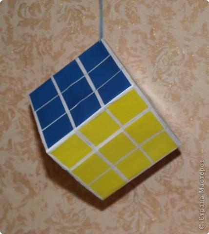 Кубик - рубика. фото 2