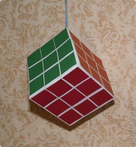 Кубик - рубика. фото 1