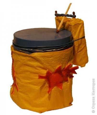 Барабан для Кати на Новый год