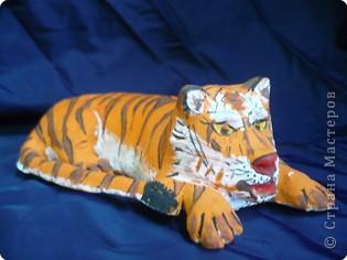 Царственный тигр