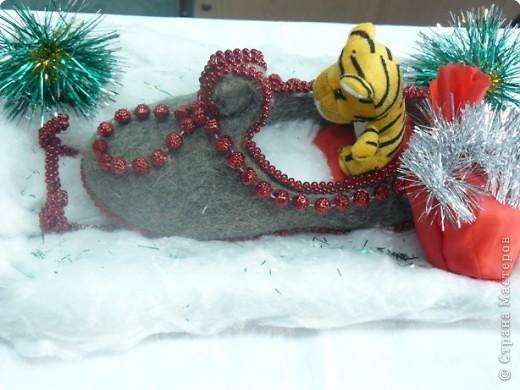 «Сани Деда Мороза» фото 1