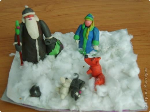 Покажем дорогу Деду Морозу и Снегурочке в г. Саратов фото 1