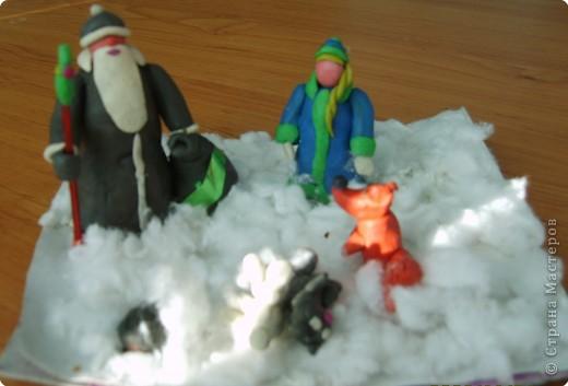 Покажем дорогу Деду Морозу и Снегурочке в г. Саратов фото 2