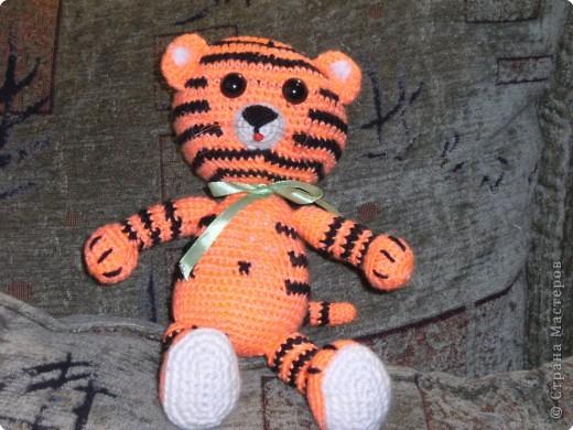 Тигровый год спешит на радость к вам!