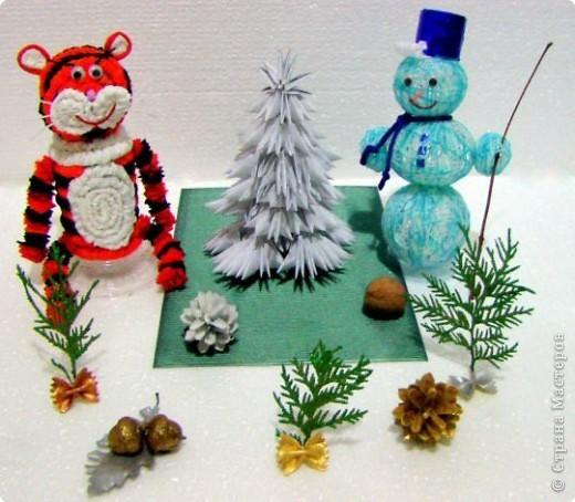 Весёлая компания в ожидании новогоднего чуда! фото 1