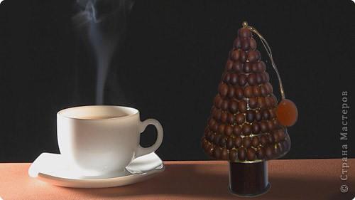 Кофейная ёлочка фото 1