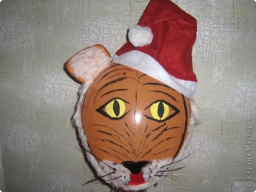 тигренок Тигруша