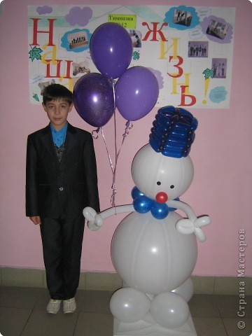 снежный человек фото 1