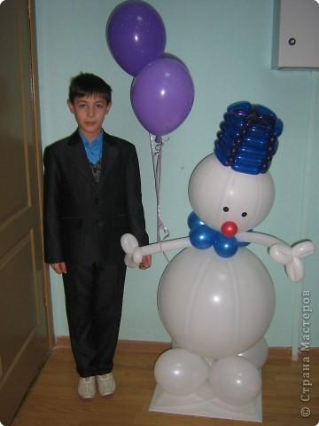 снежный человек фото 3
