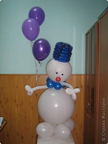 снежный человек фото 2
