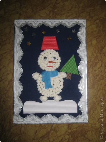 Снеговичок Малыш