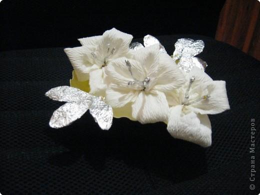 Зимние орхидеи в коробочке. фото 10