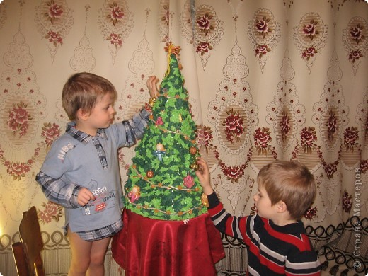 Наш подарок деду Морозу фото 1