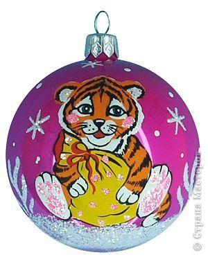 Тигренок - символ наступающего года - отличный подарок для родных и близких.