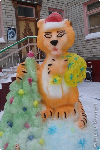 «Новогодний    сюрприз для детей нашего детского сада»
