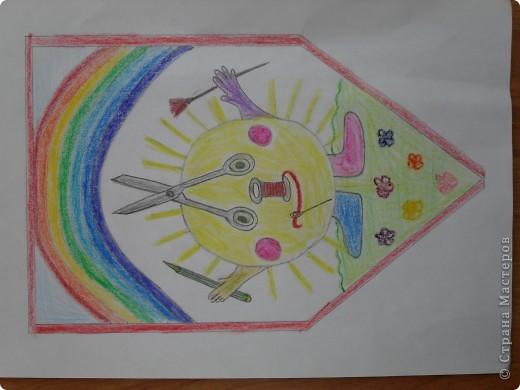 Герб для страны мастеров фото 2