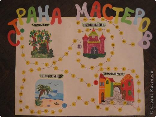 "Карта ""Страна Мастеров"" фото 1"