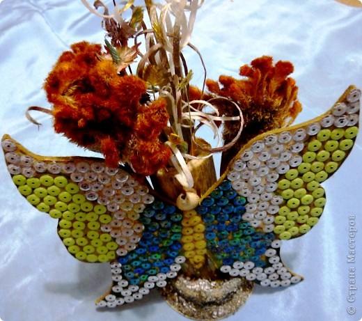 Бабочки удивительные и таинственные, они всегда манят нас и удивляют своей красотой. Пусто и работы ребят будут удивительными и красивыми как эта бабочка.