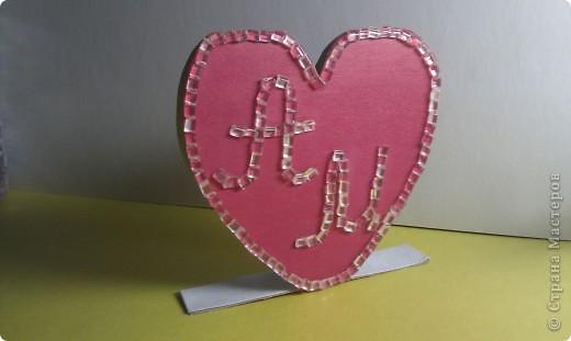 Сердце символизирует мою любовь к жизни, к семье, к друзьям, к Стране Мастеров