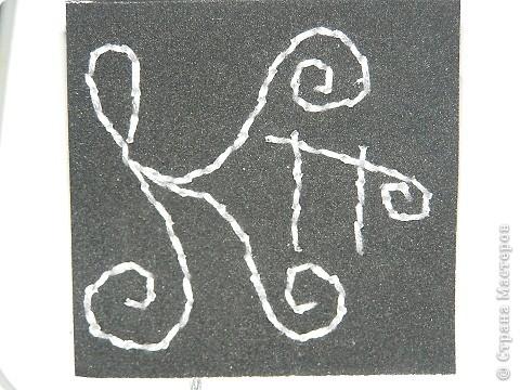 Транспорантное вырезание фото 3