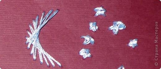 Сухова Лиза - Буква С - месяц, буква Л - звезды. Моя любимая кошачья семья любуется моей небесной монограммой. Котиков четверо, как и нас в семье - Папа, Мама, брат и я. фото 2