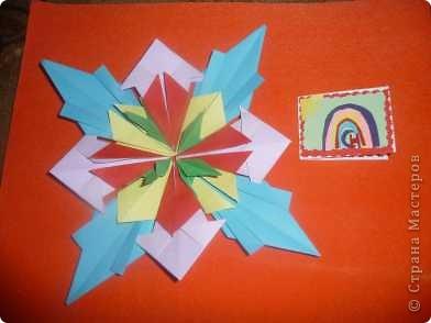 """Я самый счастливый ребенок на свете- на научной конференции в гимназии в конкурсе проектов занял 2!!!! место.Проект называется """"Волшебные превращения бумаги"""" фото 5"""