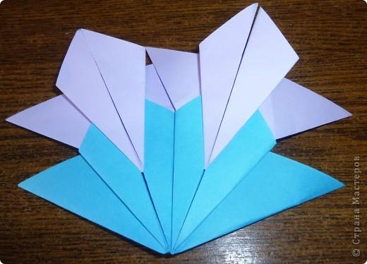 """Для своей волшебной звезды, которая исполняет желания, я использовал модули """"Шаттл"""" и """"Крылья"""". фото 3"""