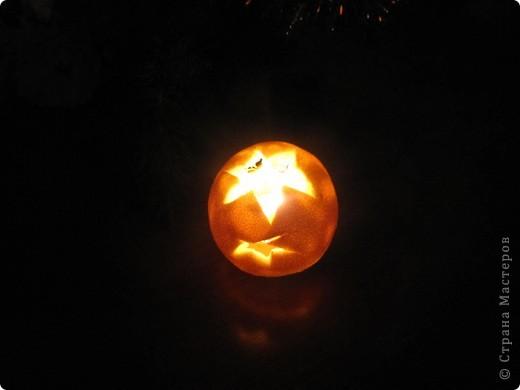 """Мне эта звездочка напоминает снежинку. Я ее сделала из моделей """"крылья, """"ракета"""", """"шатл"""". фото 13"""