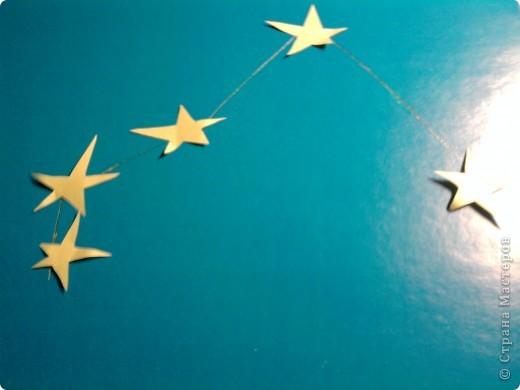 """Полярная звезда В своей работе я использовал технику """" Шатл"""" из 8 модулей. фото 3"""