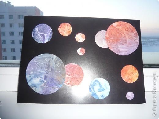 """Звезды я сложила из модулей """"Шаттл""""и """"Комета"""" и придумала им красивые названия.Звезду с большой красной бусиной посередине я назвала """"Киккула"""", а другую """" Сицыриум"""" фото 9"""