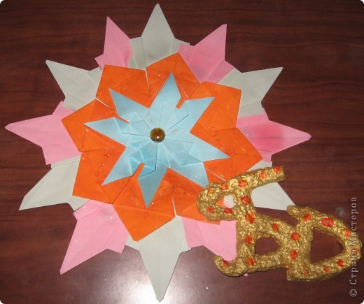 Моя первая звезда - Архисеана. Эта звезда волшебница, она приносит счастье так как получила такой дар от  Бога!!! фото 2