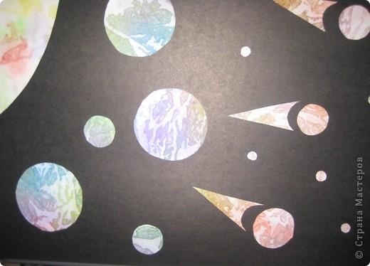 """Выполнена из 4 модулей """"Крылья"""", 4 модулей """"Шатл"""", 4 модулей """"Комета"""" фото 4"""