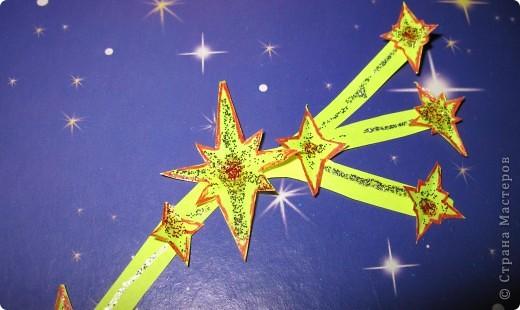 Моя звезда состоит из двух элементов: шаттл и стрела. фото 4