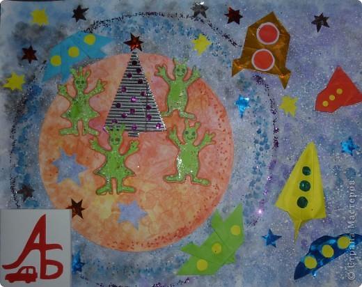 """Для своей волшебной звезды, которая исполняет желания, я использовал модули """"Шаттл"""" и """"Крылья"""". фото 9"""