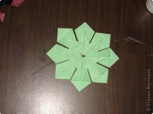Это моя звёздная карточка,которую в первом полёте забыла сделать. фото 2