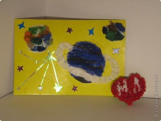 Это моя звёздная карточка,которую в первом полёте забыла сделать. фото 5