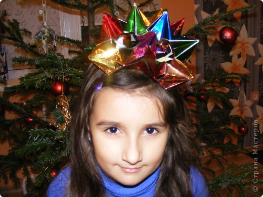 Мой первый звёздный Новый 2011 год! фото 1