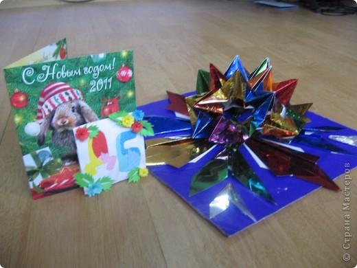 Мой первый звёздный Новый 2011 год! фото 2